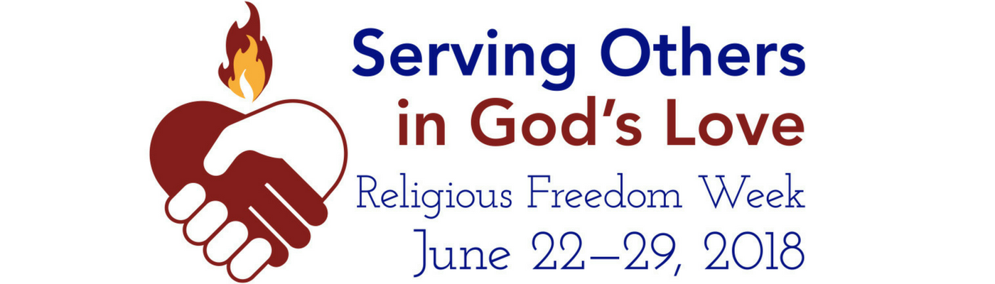Religious Freedom Week begins June 22nd