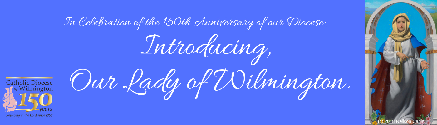 Let us <I>Rejoice in the Lord!</I> Our Diocese is 150 years old!