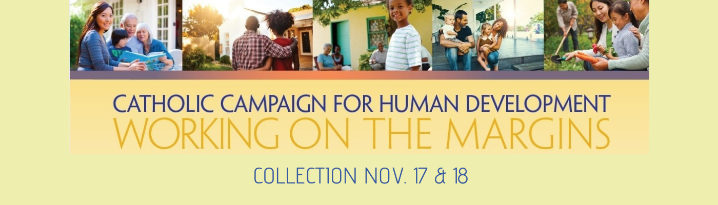 Support the Catholic Campaign for Human Development