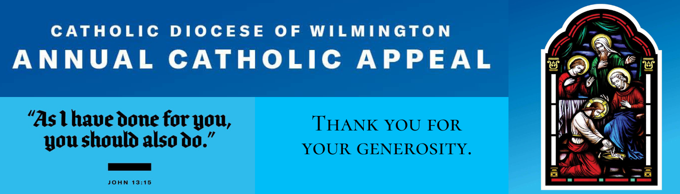 Annual Catholic Appeal Collection Kicks off April 6-7