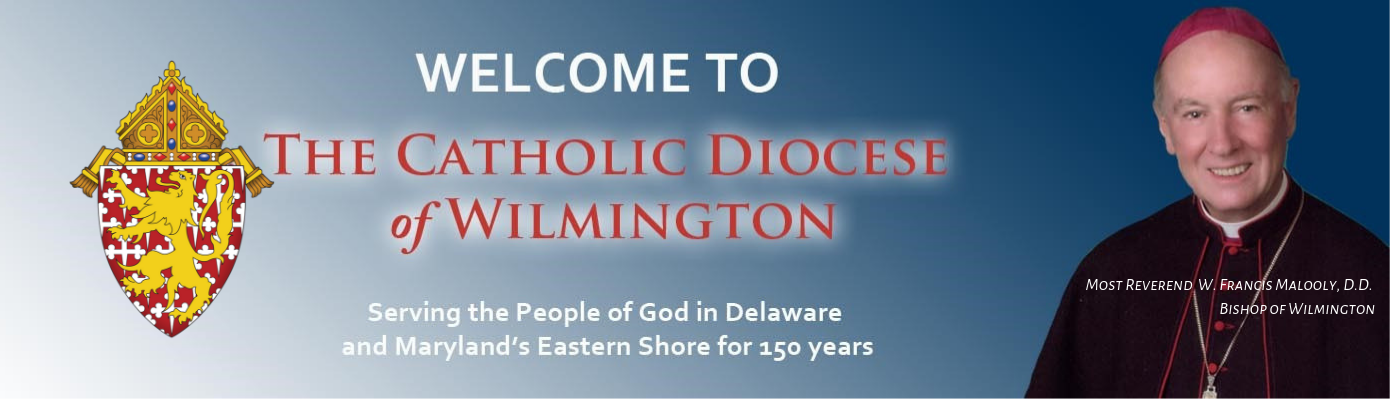 Welcome to the Catholic Diocese of Wilmington