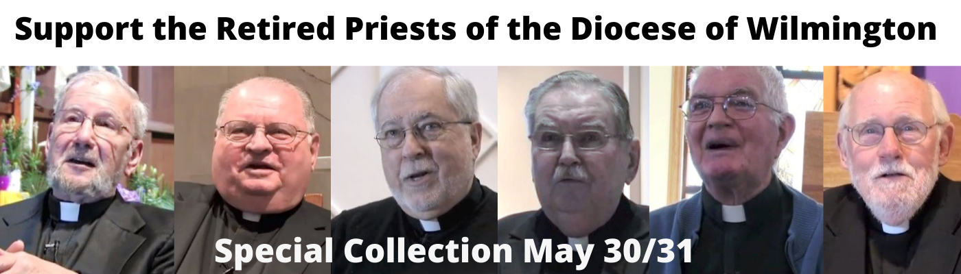 Support Our Retired Priests