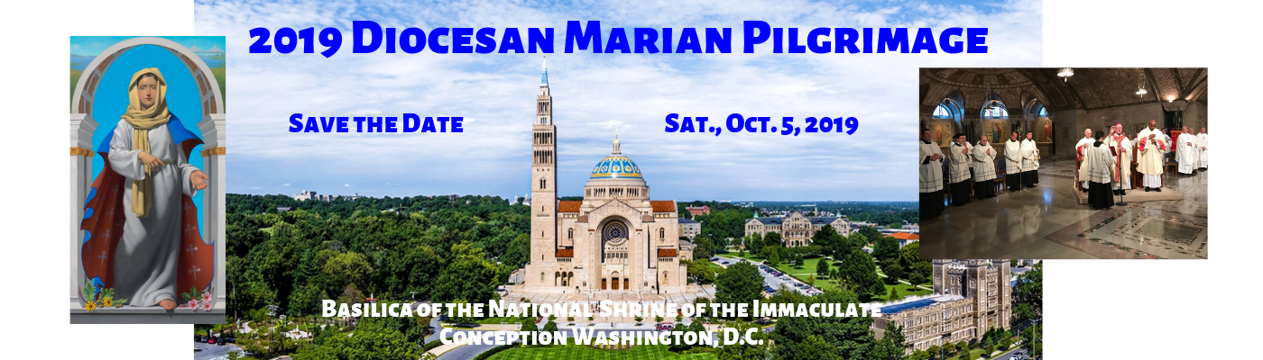 Diocesan Marian Pilgrimage slated for Oct. 5, 2019