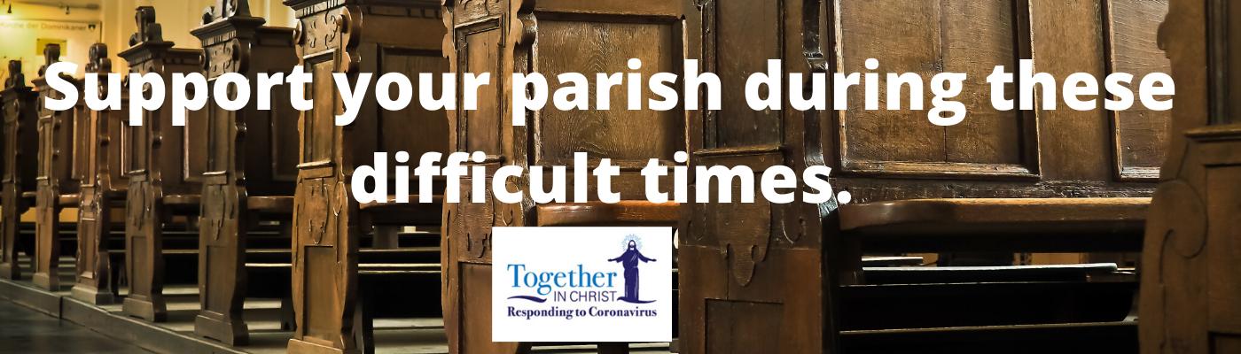 Support your parish