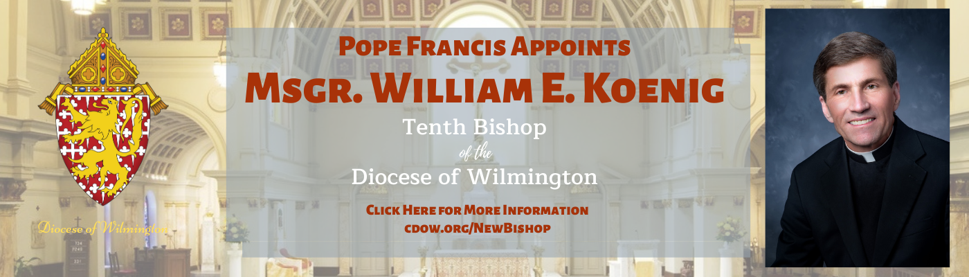Welcome Bishop