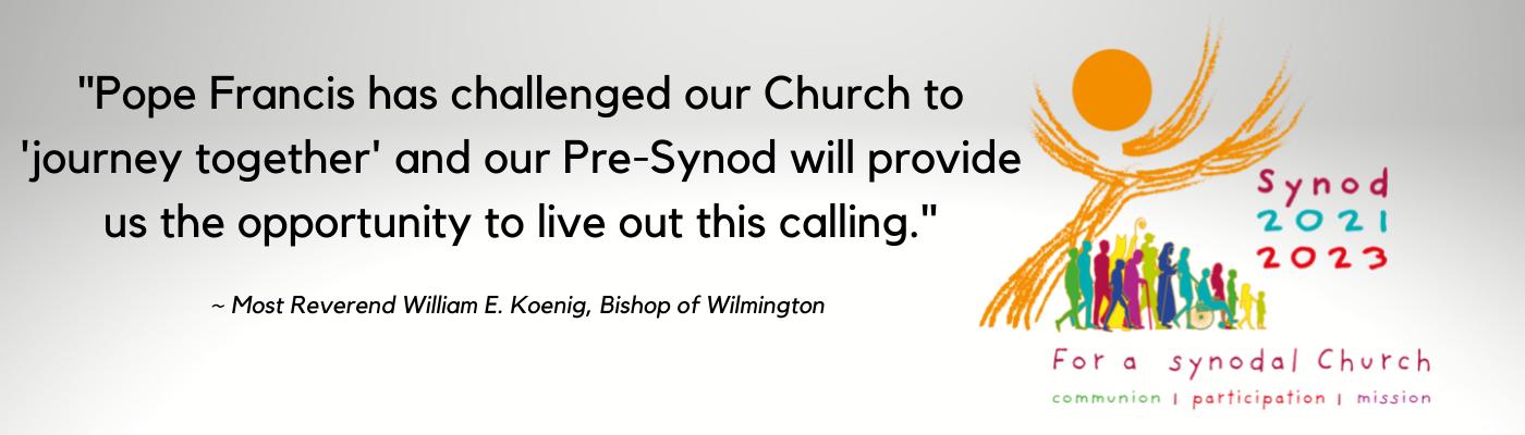 Synod 2021 – 2023