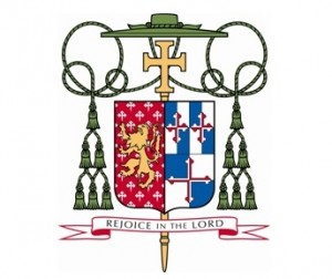 Bishop Malooly Coat of Arms small