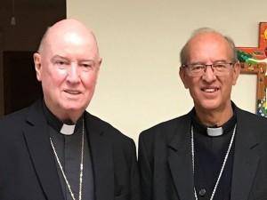 Bishops Malooly & Trinidad 2018