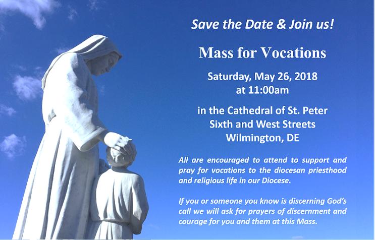Mass for Vocations 2018 v2