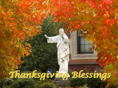 Celebrate Thanksgiving. Find Catholic thanksgiving prayers, read stories on giving thanks, and send e-cards.