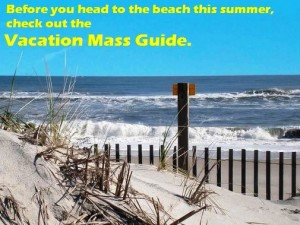 Vacation Mass Guide 2015
