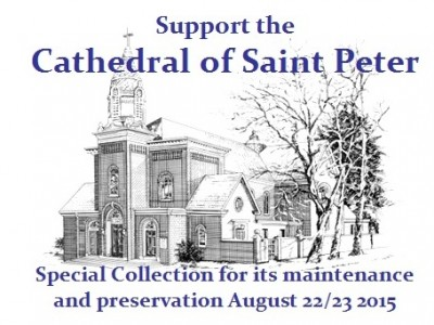 The Cathedral of Saint Peter is the Seat of the Diocese of Wilmington and the Bishop's own church. This beautiful and historic church is in need of our help. The weekend of August 22 & 23, a special collection for the maintenance and preservation of the Cathedral of Saint Peter will be taken up in all parishes in our diocese. Please be as generous as you can. Click here to read a special message from Bishop Malooly. Fr. Leonard Klein, […]