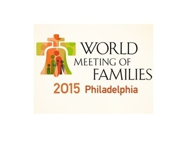 """The family which experiences the joy of faith communicates it naturally. That family is the salt of the earth and the light of the world; it is the leaven of society."" Pope Francis, October 27, 2013 We are excited to countdown to the World Meeting of Families – Philadelphia 2015 – We hope you will be there!"
