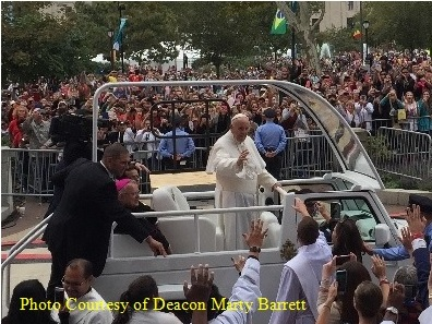For the most comprehensive coverage ofPope Francis' historic pastoral visit to the U.S. can be found in The Dialog. Check out the website, follow The Dialog on social media and look for it in church.