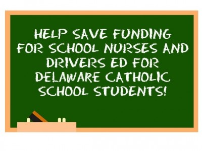 The General Assembly's Joint Finance Committee is grappling with a substantial budget shortfall. At times like these, budget-writing legislators turn their attention toward cutting funding to even the most essential programs. We need your help to ensure that driver's education funding and the State subsidy for school nurses in our schools remains intact!