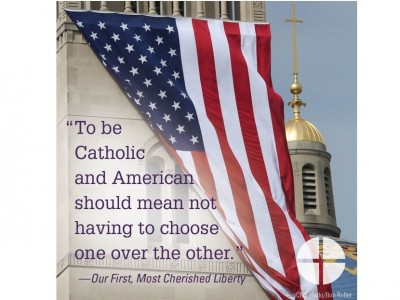 The Fortnight for Freedom: Witnesses to Freedom will take place from June 21 to July 4, 2016, a time when our liturgical calendar celebrates a series of great martyrs who remained faithful in the face of persecution by political power—St. Thomas More and St. John Fisher, St. John the Baptist, SS. Peter and Paul, and the First Martyrs of the Church of Rome. Bishop Malooly will celebrate a special Mass on Monday, July 4, 2016 at the Cathedral of Saint […]