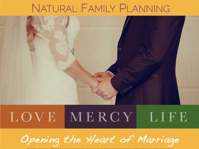 National NFP Awareness Week is from July 24 through July 30, 2016. This year's theme is Love, Mercy, Life: Natural Family Planning, Opening the Heart of Marriage. Learn about the benefits of NFP.