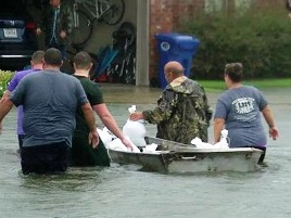 The USCCB announced an emergency collection to benefit victims of the recent Louisiana floods. Here in the Diocese of Wilmington,we willhold the collection on Labor Day Weekend, September 3 & 4. Proceeds of this emergency collection willbe sent to the USCCB to support Catholic Charities USA's humanitarian efforts and help provide pastoral and rebuilding support to impacted diocese and parishes. Please be generous.