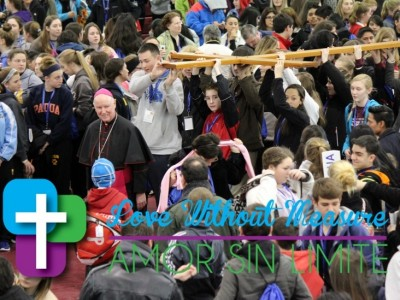 1,000 Catholic youth will join Bishop Francis Malooly and carry a 10 by 6 foot wooden cross over three miles through the streets of Wilmington on the day before Palm Sunday, Saturday, April 8, 2017, as part of the eighth annual Diocese of Wilmington's youth pilgrimage. Sponsored by the Office of Catholic Youth and Young Adult Ministry of the Diocese of Wilmington, the event features prayer, the Sacrament of Reconciliation (Confession), Stations of the Cross, Eucharistic Adoration, and Mass during […]