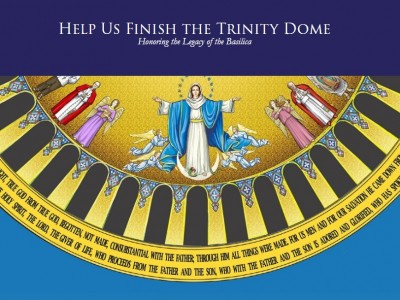 Parishes in Delaware and Maryland's Eastern Shore will take up a one-time-only special collection to help finish the Trinity Dome at the Basilica of the National Shrine of the Immaculate Conception in Washington, DC. The Trinity Dome is the central and largest dome in the church. The mosaic that will adorn the dome will depict The Most Holy Trinity, the Blessed Virgin Mary, and a procession of saints, all of whom have an association with the United States and the […]